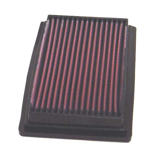 K&N 33-2682 Lifetime Performance Air Filter, Fiat 0.6L-0.9L