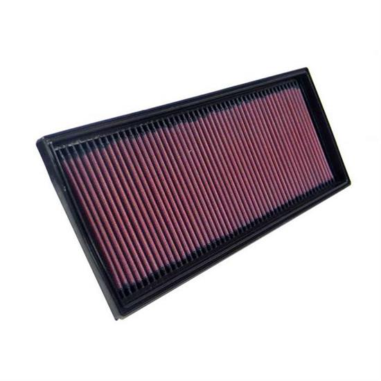 K&N 33-2697 Lifetime Performance Air Filter, Ford 1.8L