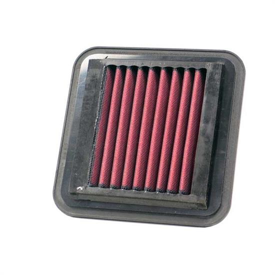 K&N 33-2709 Lifetime Performance Air Filter, Suzuki 0.7