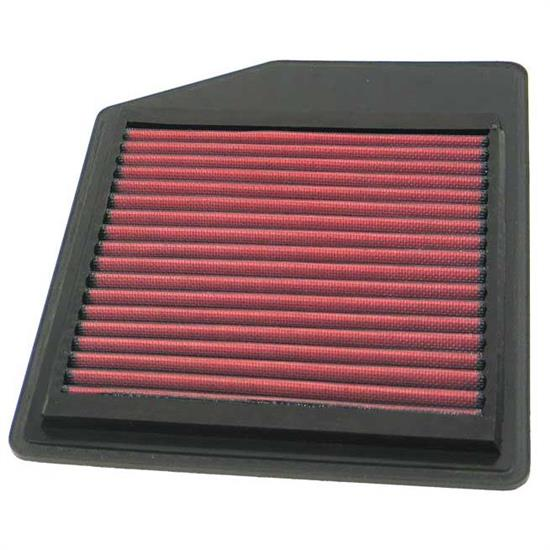 K&N 33-2713 Lifetime Air Filter, Acura 3.0L-3.2L, Honda 3.0L-3.2L
