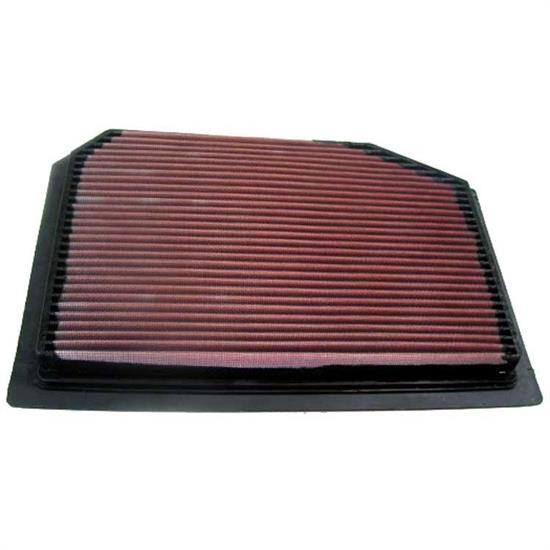 K&N 33-2731 Lifetime Performance Air Filter, Porsche 3.6L-3.8L