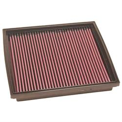 K&N 33-2744 Lifetime Performance Air Filter, Land Rover 3.9L-4.6L