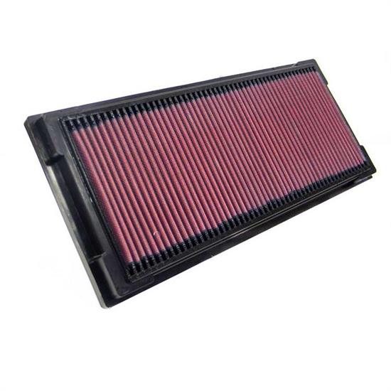 K&N 33-2745 Lifetime Performance Air Filter, BMW 1.8L