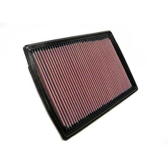 K&N 33-2749 Lifetime Air Filter, Ford 1.9L-2.8L, Seat 1.8L-2.0L