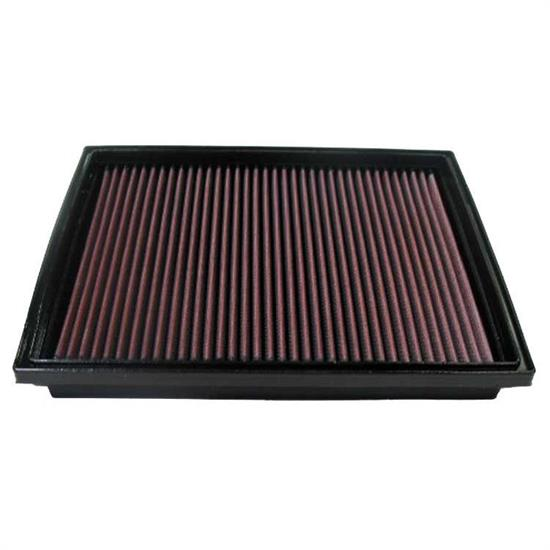 K&N 33-2759 Lifetime Performance Air Filter, VW 1.9L-2.8L