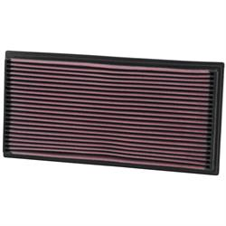 K&N 33-2763 Lifetime Performance Air Filter, Mitsubishi 1.3L-1.9L