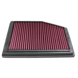 K&N 33-2773 Lifetime Performance Air Filter, Porsche 2.5L-3.2L