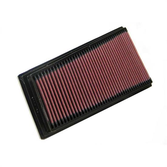 K&N 33-2781 Lifetime Air Filter, Citroen 1.8L-2.0L, Peugeot 1.8L-2.0L