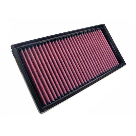 K&N 33-2782 Lifetime Performance Air Filter, Mitsubishi 1.6L-1.8L