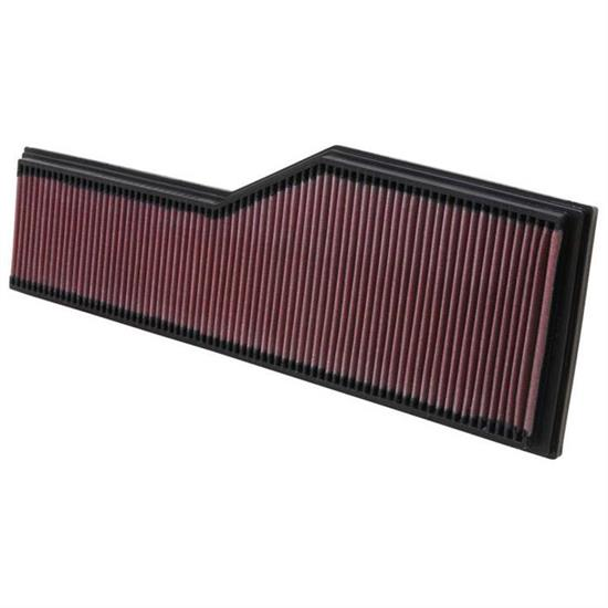 K&N 33-2786 Lifetime Performance Air Filter, Porsche 3.4L-3.8L