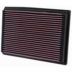K&N 33-2804 Lifetime Air Filter, Ford 1.25L-2.0L, Mazda 1.25L-1.8L