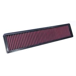 K&N 33-2807 Lifetime Performance Air Filter, Porsche 3.0L