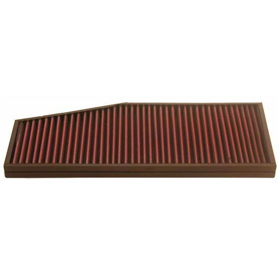 K&N 33-2810 Lifetime Performance Air Filter, 0.938in Tall, Panel