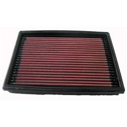 K&N 33-2813 Lifetime Air Filter, Citroen 1.4L-3.0L, Peugeot 1.1L-2.0L