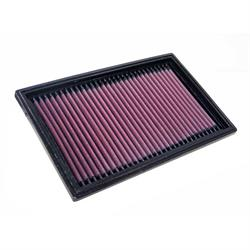 K&N 33-2824 Lifetime Performance Air Filter, Mazda 1.4, Suzuki 1.3-1.6