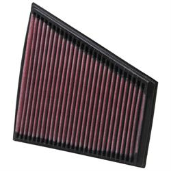 K&N 33-2830 Lifetime Air Filter, Seat 1.2L-2.0L, Skoda 1.0L-2.0L