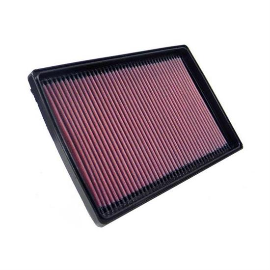 K&N 33-2831 Lifetime Performance Air Filter, Kia 2.9L