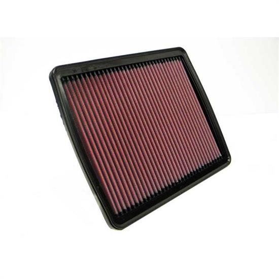 K&N 33-2833 Lifetime Performance Air Filter, Hyundai 2.5L-3.5L