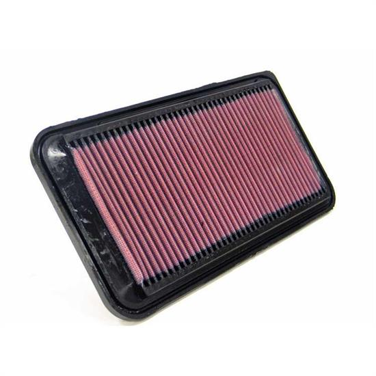 K&N 33-2835 Lifetime Performance Air Filter, Toyota 1.4L-2.0L