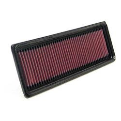 K&N 33-2847 Lifetime Air Filter, Citroen 1.4L-1.6L, Peugeot 1.4L-1.6L