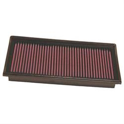 K&N 33-2850 Lifetime Performance Air Filter, Seat 1.2L, Skoda 1.2L