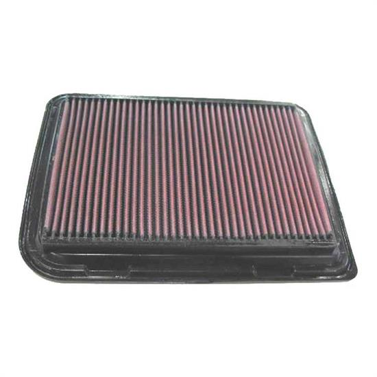 K&N 33-2852 Lifetime Performance Air Filter, Ford 4.0L-5.4L