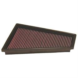 K&N 33-2863 Lifetime Performance Air Filter, Renault 2.0L