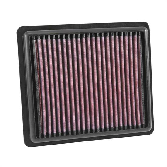 K&N 33-2880 Lifetime Performance Air Filter, Ford 2.0L