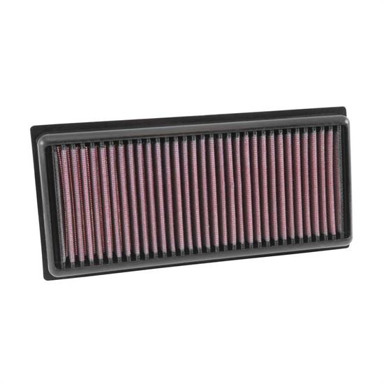 K&N 33-2881 Lifetime Performance Air Filter, Mitsubishi 1.1L-1.5L