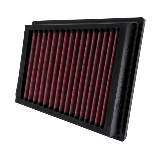 K&N 33-2883 Lifetime Performance Air Filter, Ford 1.6L