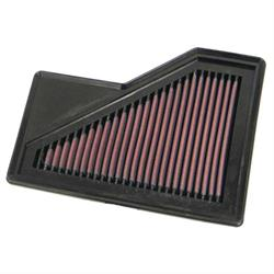 K&N 33-2885 Lifetime Performance Air Filter, Mini 1.6L