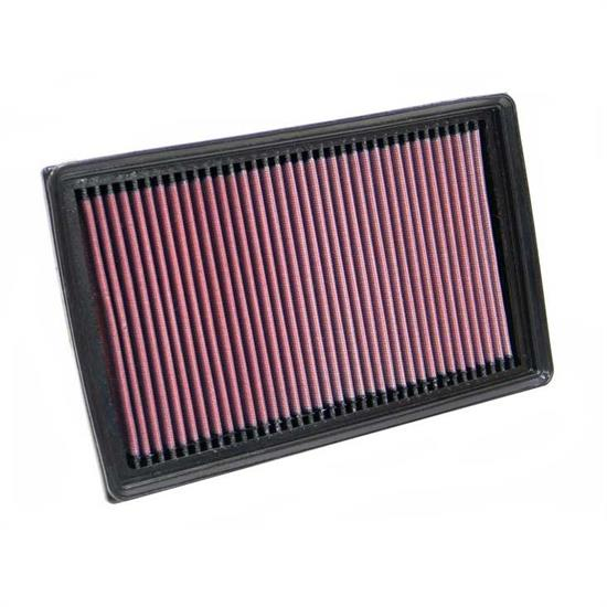 K&N 33-2886 Lifetime Air Filter, Ford 1.8L-2.0L, Volvo 1.6L-2.0L