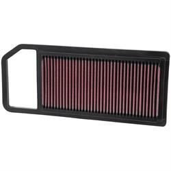 K&N 33-2911 Lifetime Air Filter, Citroen 1.8L-3.0L, Peugeot 1.8L-3.0L