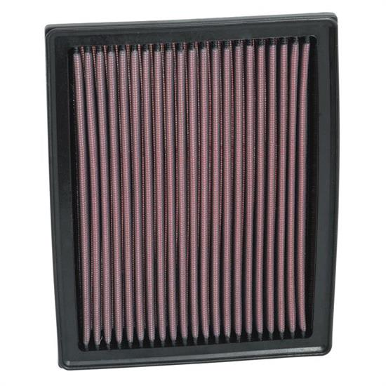 K&N 33-2914 Lifetime Performance Air Filter, Mercedes Benz 1.5L-2.0L