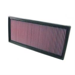 K&N 33-2915 Lifetime Performance Air Filter, Mercedes Benz 2.0L