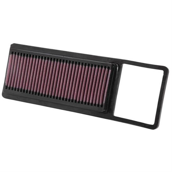K&N 33-2917 Lifetime Performance Air Filter, Honda 1.2L-1.5L