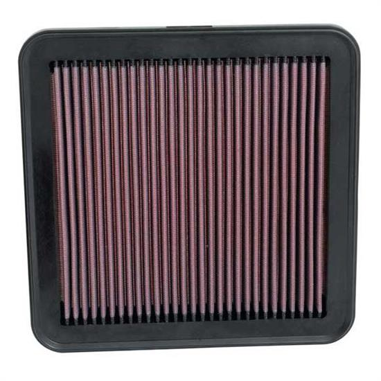 K&N 33-2918 Lifetime Performance Air Filter, Isuzu 3.5L