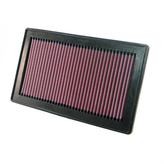 K&N 33-2921 Lifetime Performance Air Filter, Tata 1.1L-1.4L