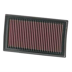 K&N 33-2927 Lifetime Air Filter, Nissan 1.5L, Renault 1.2L-2.0L