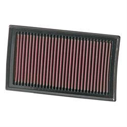 K&N 33-2927 Lifetime Air Filter, Nissan 1.5L, Renault 1.2L-2.0L