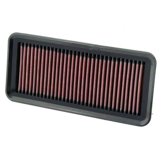 K&N 33-2930 Lifetime Performance Air Filter, Kia 1.0L-1.1L