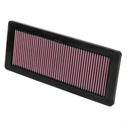 K&N 33-2936 Lifetime Performance Air Filter, Citroen 1.6L, Mini 1.6L