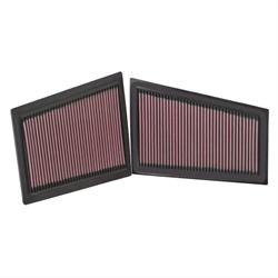 K&N 33-2940 Lifetime Performance Air Filter, Mercedes Benz 3.0L