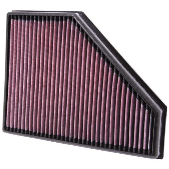 K&N 33-2942 Lifetime Performance Air Filter, BMW 2.0L-3.0L