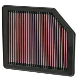 K&N 33-2947 Lifetime Performance Air Filter, Hyundai 3.0L