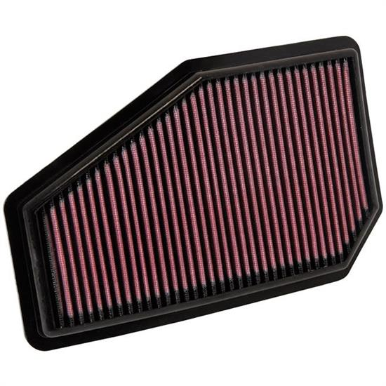 K&N 33-2948 Lifetime Performance Air Filter, Honda 2.0L