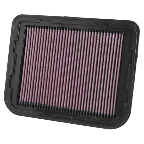 K&N 33-2950 Lifetime Performance Air Filter, Ford 4.0L