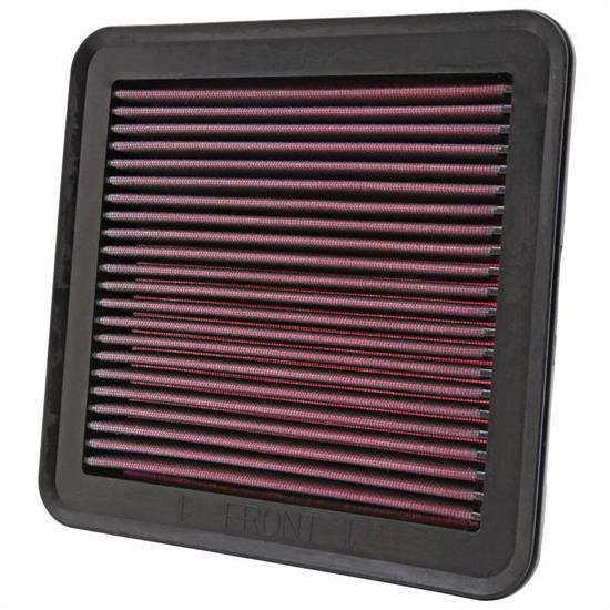 K&N 33-2951 Lifetime Performance Air Filter, Mitsubishi 2.5L