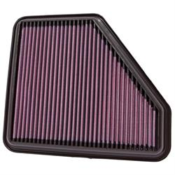 K&N 33-2953 Lifetime Performance Air Filter, Toyota 1.4L-2.2L