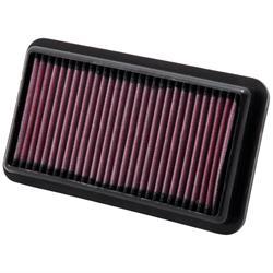 K&N 33-2954 Lifetime Performance Air Filter, Fiat 1.6, Suzuki 1.5-1.6